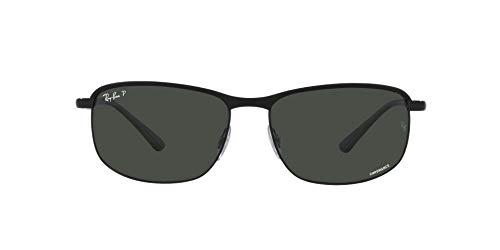 Ray-Ban 0RB3671CH Gafas, 186 / K8, 60 Unisex Adulto