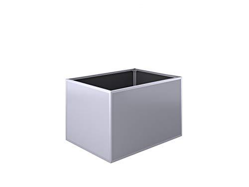 KGT Aluminium-Hochbeet 130 Pressblank 16000019
