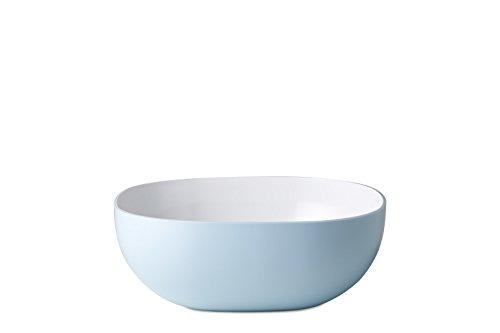 Mepal Schale Synthesis 2.5 L, Plastik, Retro Blau, 23 x 23 x 8.8 cm