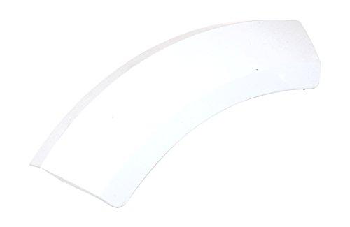 Bosch Classixx 7 WTE84105GB Véritable poignée de porte blanche pour sèche-linge 644221
