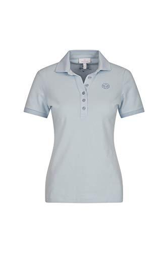 Sportalm Damen Poloshirt Größe M Blau (blau)