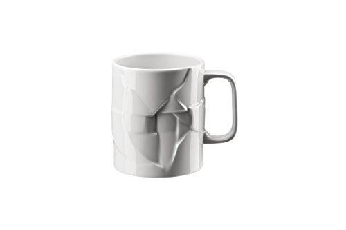 Rosenthal - Phases - Becher mit Henkel - Kaffeebecher - Henkelbecher - weiß - 0,51 l