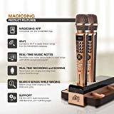2018 Magic Sing E5 WiFi Two Wireless Karaoke Mics...
