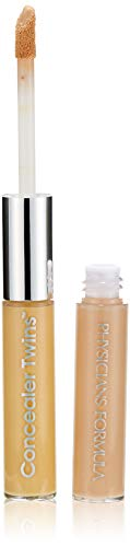 Physicians Formula Concealer Twins Cream Concealers, Yellow/Light, 0.24 Ounce