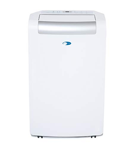 Whynter ARC-148MS 14,000 BTU Portable Air Conditioner, Dehumidifier, Fan with 3M and SilverShield Filter for Rooms up to 450 sq ft (Renewed)