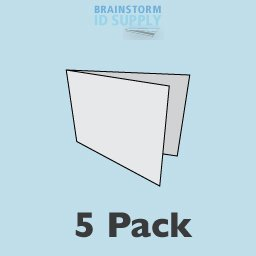 Letter Size Lamination Carriers - 5 Pack (Large)