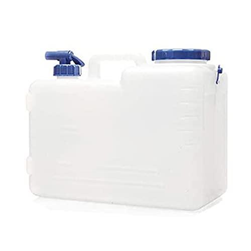 YDTX BidóN Agua,Portador de Agua Bidon con ftap y Tapa húmeda de 10L para Senderismo, Camping, Picnic, Viaje