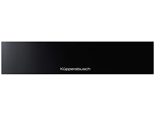 Küppersbusch CSV 6800.0 Vakuumierschublade Glasfront Schwarz Einbau-Vakuumierer