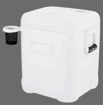 Saller Igloo Ice Box 47l 400 weiß