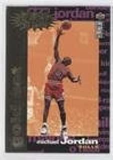 Michael Jordan (Basketball Card) 1995-96 Upper Deck Collector's Choice - Prize Crash the Game - Gold Assists/Rebounds #C1