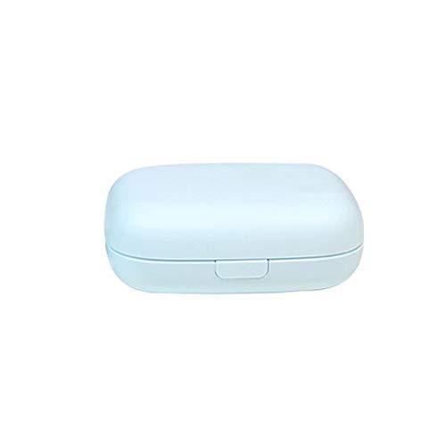 Boîte de rangement intelligente pour brosse à dents - Mini stérilisateur UV - Boîte de rangement pour brosse à dents - Stérilisation