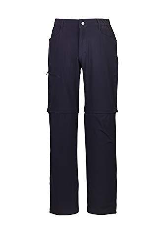 Killtec Berton Fonctionnels d'extérieur/Pantalons de randonnée avec Pattes zippées Homme, Bleu Marine foncée, FR : L (Taille Fabricant : 50)