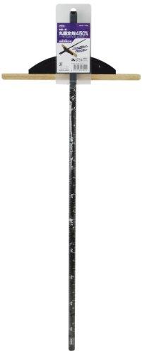 モトコマ 丸鋸定規 カチオン白樫羽根付 NKP-450