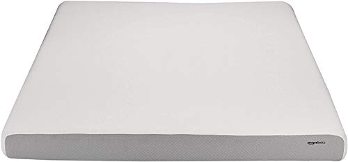 Amazon Basics 6Inch Memory Foam Mattress  Soft Plush Feel Queen