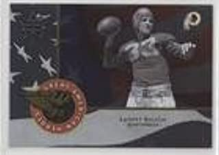 sammy baugh rookie card