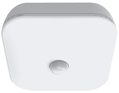 Brilliant Evolution Wireless Motion Sensor LED Ceiling Light | LED Closet Light | Indoor Motion Sensor Light | Outdoor Light | Cordless Battery Operated Light | Garage Light | Waterproof Shower Light