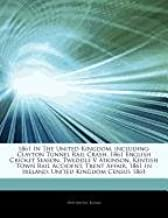 Articles on 1861 in the United Kingdom,