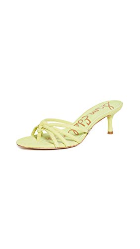 Sam Edelman Womens Jedda Lime Thongs 7 W