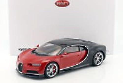 GT Spirit ksr08664r-z Bugatti Najade 2016 Echelle 1 12, rot Metall Schwarz