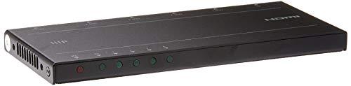 Monoprice Blackbird 4K Pro 1x4 Ultra Slim HDMI Splitter, HDR, 4K@60Hz, HDCP 2.2