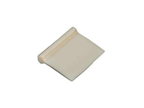 RV Designer A118 Nylon Camper Tab - Pack of 14 , White