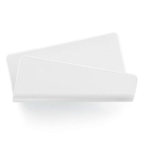 N / A Creative Wall-mounted Foldable Mobile Phone Holder (Color : White)