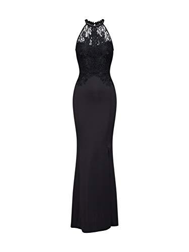Lipsy London Damen Abendkleid schwarz (15) 40