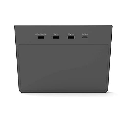 Rumors Nuevo Modelo DE Tesla 3 HUB USB 5 en 1 Puertos Dashcam & Sentry Modo Viewer USB HUB Dongle Car Cargar Cargado FIT para Tesla Modelo 3 / Y (Color Name : Old Model 3)
