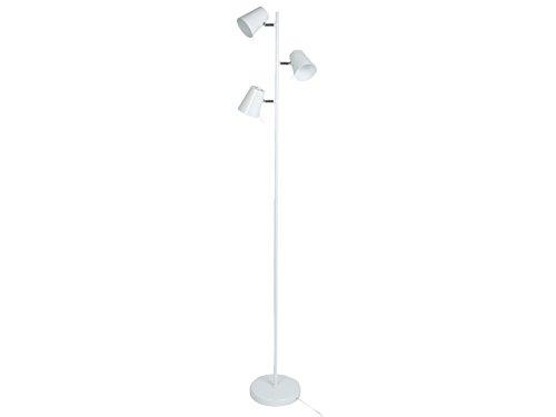 Leitmotiv Stehlampe Tripple Z weiß