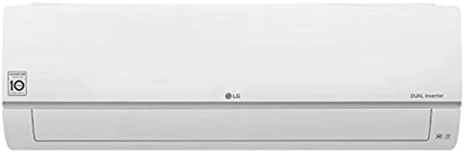 DUALCOOL Inverter AC, 18000 BTU Heat and Cool, Split Air Conditioner with Wi-Fi (Smart ThinQ) & 4 way swing, 50/60Hz