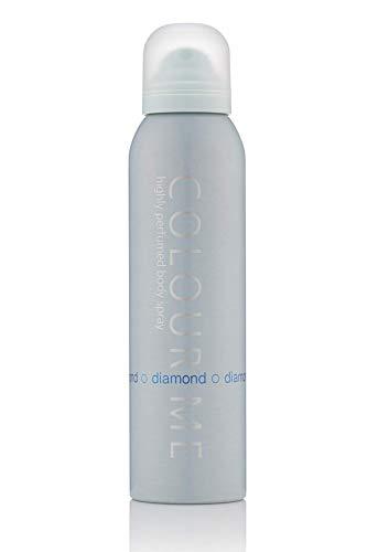 Colour Me Diamond - Fragrance for Women - 150ml Body Spray, by Milton-Lloyd