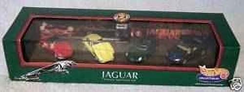 Jaguar Classic Sports Car Set