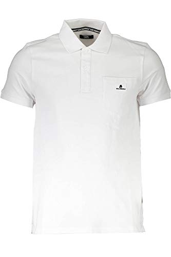 Karl Lagerfeld | Polo T-Shirt Weiss | KAL_KL19MPL01_1916 - S