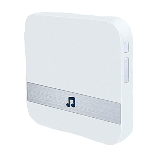 BJH Timbre WiFi Videoportero Timbre inalámbrico Puerta