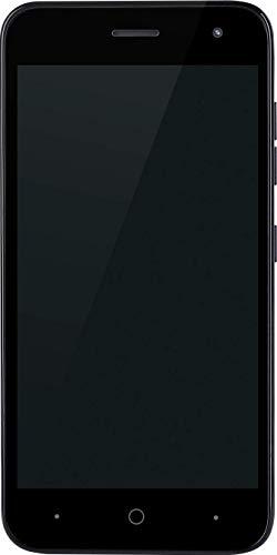 ZTE Smartphone Blade L7A (12,7 cm (5 Zoll) TFT Display, 16 GB interner Speicher (erweiterbar), Dual-SIM, Android 7) Schwarz