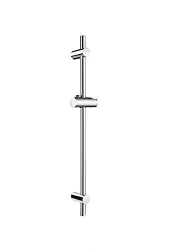 Roca - Barra de ducha de 700 mm regulable en altura, con soporte regulable para ducha de mano . Duchas y rociadores. Ref A5B0205C00
