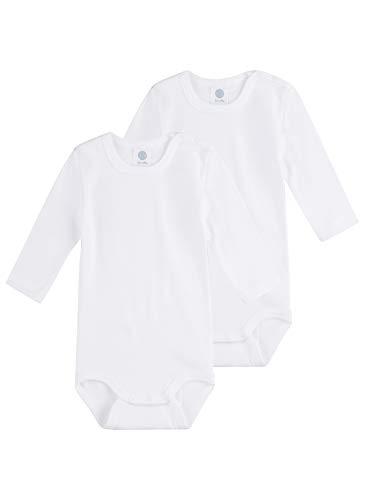 Sanetta - Body - Bébé (garçon) 0 à 24 mois - Blanc - 3 ans