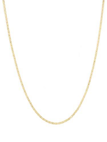 Cordão Corrente Masculina Piastrine 70cm De Ouro 18k Maciça