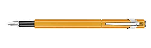 Caran d´Ache 0840.030 Füllhalter Fluo Line Orange