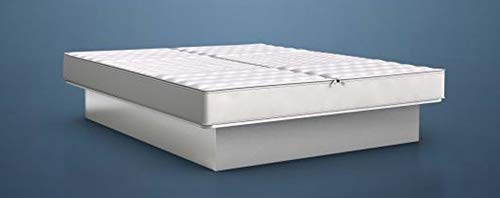 BluTimes Bezug BluStar Tencel®-Medicott für Wasserbetten - Bezugsdeckel in verschiedenen Größen, Größe:200x220