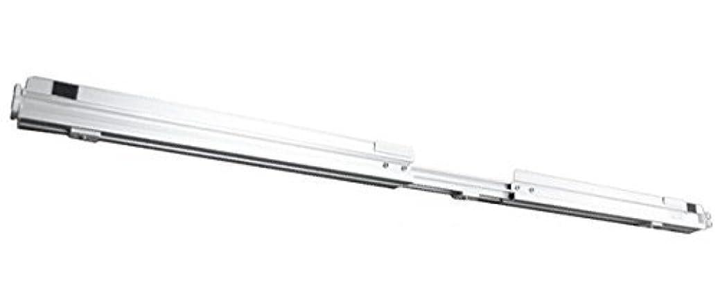 謙虚ななぞらえるブルジョン伸縮つっぱりテンションバー ロールスクリーンやブラインドを穴を開けずに取付け! (1.35m?1.8m)