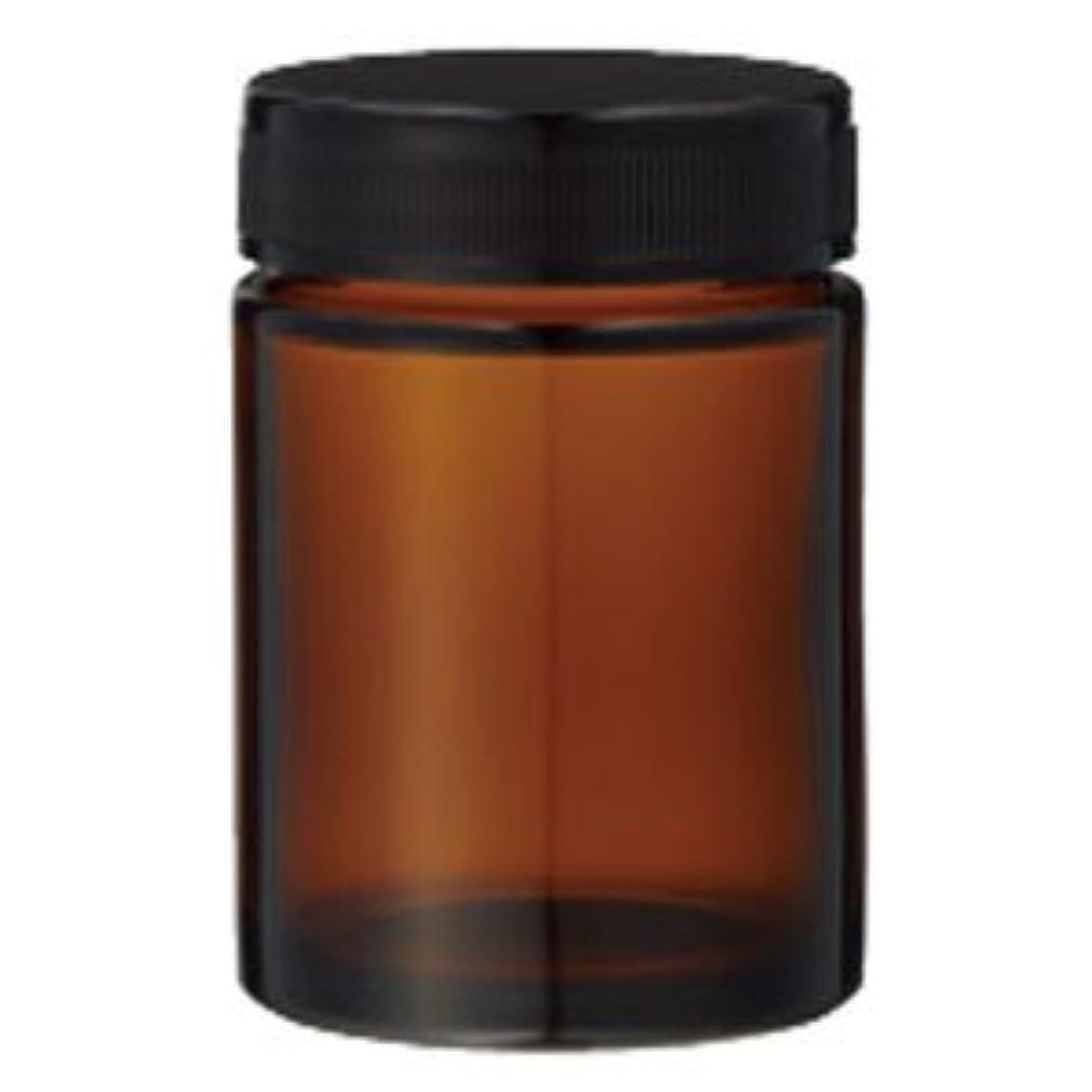 聴く恐れるネックレット生活の木 茶色ガラス?クリーム容器(100ml) 13-691-5050