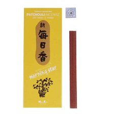 Morning Star Patchouli Incense 200 Sticks by Morning Star