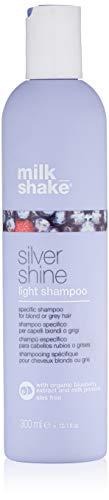 milk_shake Silver Shine Light Shampoo, 300 ml