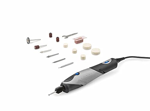 Dremel 2050-15 Stylo+ Versatile Craft Rotary Tool, Wood Carving Detail Tool, Perfect for Glass Etching, Leather Burnishing,...