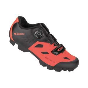 GES Zapatillas MTB Mountracer Z210 Negro-Naranja - Talla: 42