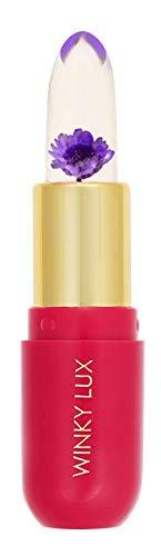 Winky Lux Womens Purple Flower Lip Balm 1