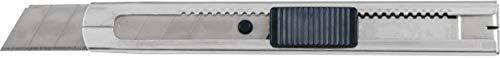 KWB Edelstahl Cuttermesser 18 mm 014918 (Autolock-Funktion, Klingenabbrecher)