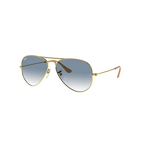 Óculos de Sol Ray Ban Aviator RB3025L 001/3F-58