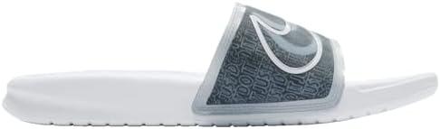Nike Womens Benassi Lx Womens Bq5173-100 Size 5
